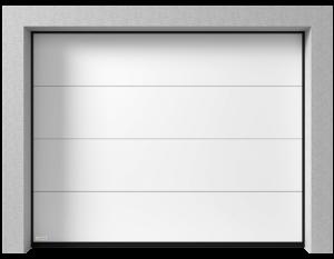 Sekční vrata K2 RF bez prolisu